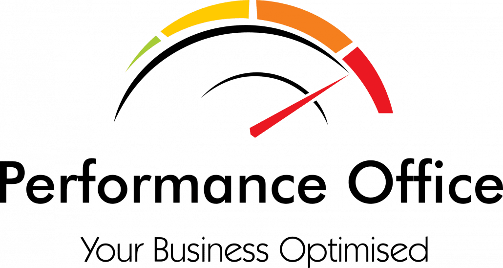 performance office logo transparent