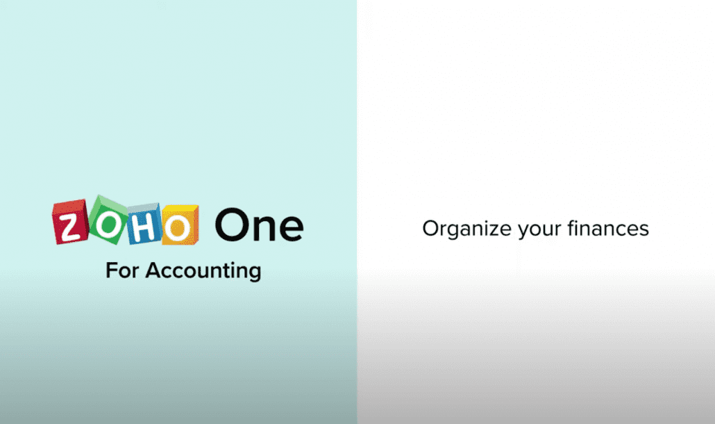 zoho vid - accounting