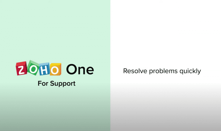 zoho vid - support