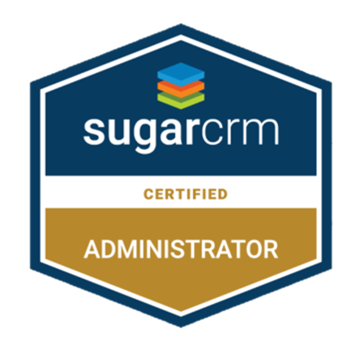 sugar administration badge