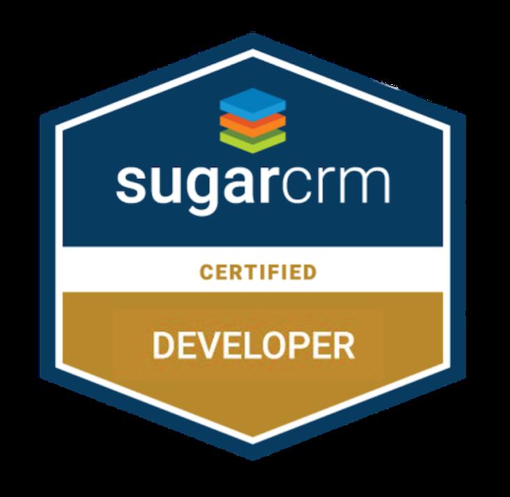 sugar developer badge