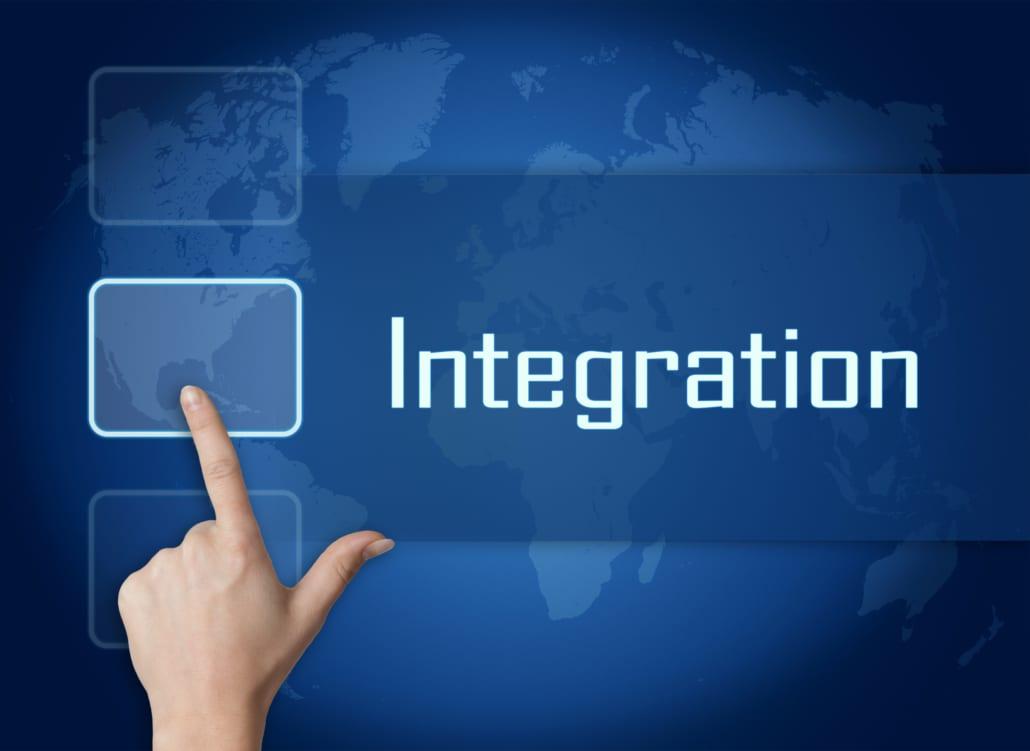 Integration graphic