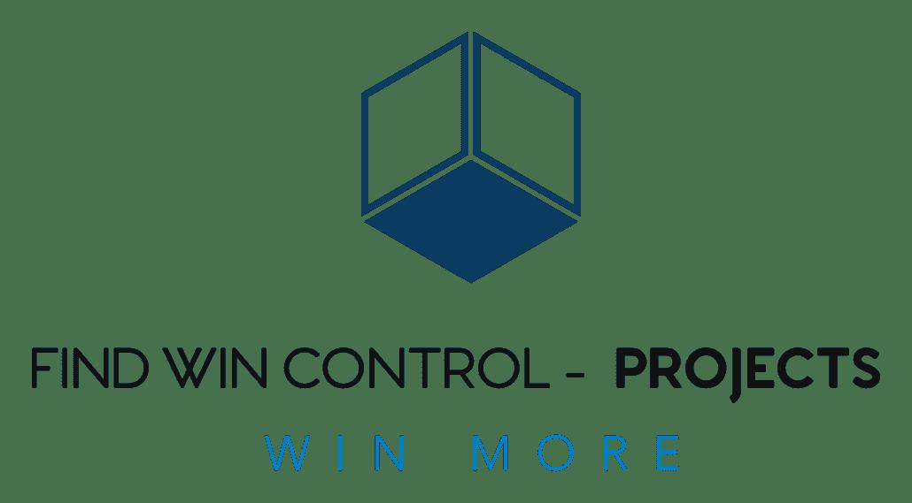Find Win Control logo transparent