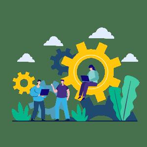 teamwork people work communication
